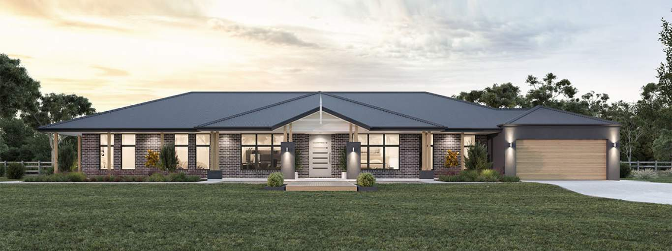 Falls Creek New Home Designs
