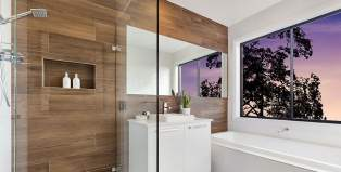 Encore 32-Double storey house design-Bathroom
