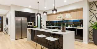 kitchen-nova-31-double-storey-house-design-MOJO Homes