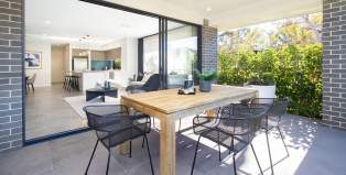 Rhapsody 28-Single Storey house design-Outdoor Living