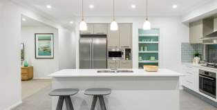 Rumba 24-Single Storey house design-Kitchen