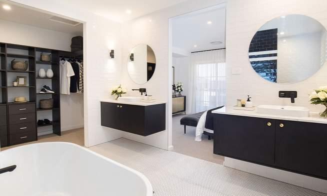 Ensuite Ideas Ensuite Bathroom Designs Mojo Homes