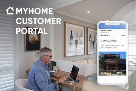 MyHome Customer Portal