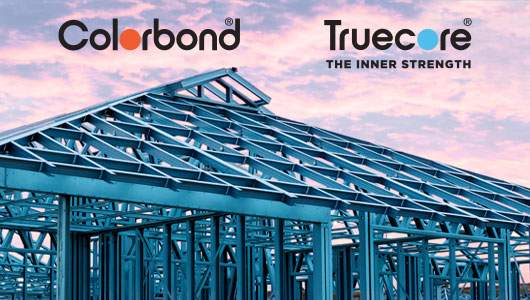 Colorbond and Truecore