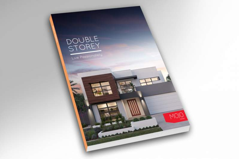 Double Storey Brochure Cover