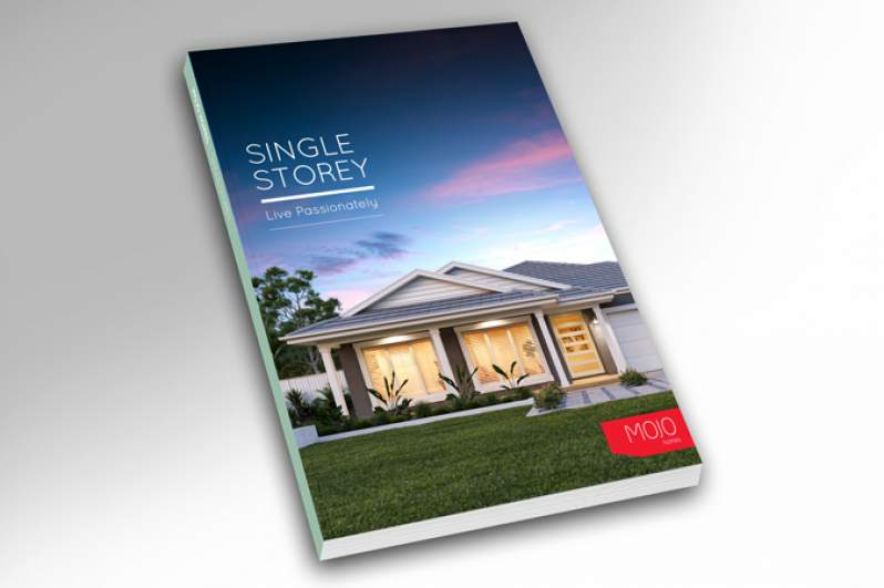 Single Storey Brochure Cover