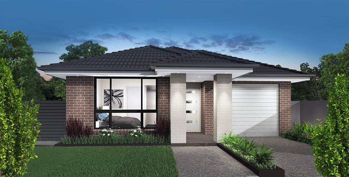 Queenscliff 15-Single storey-Modern facade