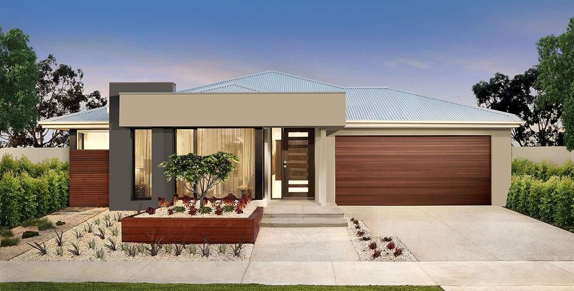 Soho Single Storey House Design With 4 Bedrooms Mojo Homes