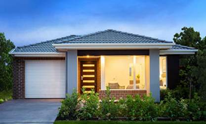 Alpha 18- Single Storey House Design- HomeWorld Marsden Park