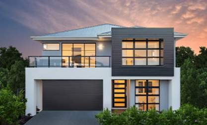 Chevron 37- Double Storey House Design- HomeWorld Marsden Park