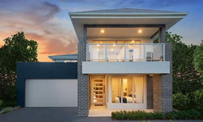 Enigma 32 Double Storey Home Design- HomeWorld Leppington