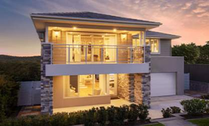 Enigma 46 Double Storey Home Design- Billys Lookout