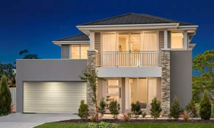 Melody 40-Double Storey House Design- Oran Park Town