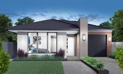 Merewether 14-Single storey design-Novo facade