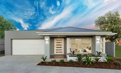 Rumba 24- Single Storey House Design- HomeWorld Thornton