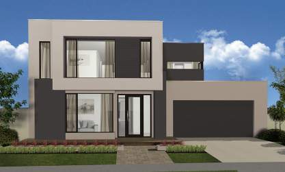 Toorak New Home Designs