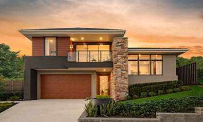 Trilogy 35 Split-Level New Home Design-Cameron Grove
