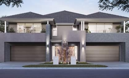 Duplex Home Designs Mojo Homes